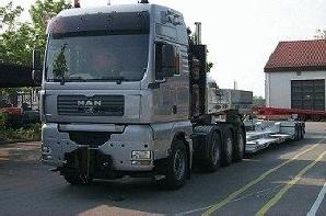 MAN 32 тонны