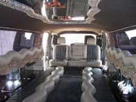 show-стретч - лимузин на базе Hummer-2