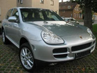 Porsche-Cayenne-TURBO Порше Кайен