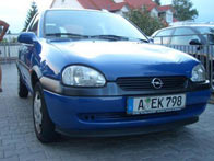 Opel Corsa B, 1.0 л