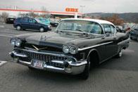 Cadillac-Deville Sedan