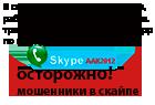 Свяжитесь с нами по Skype