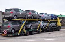 доставка автомобилей по Германии