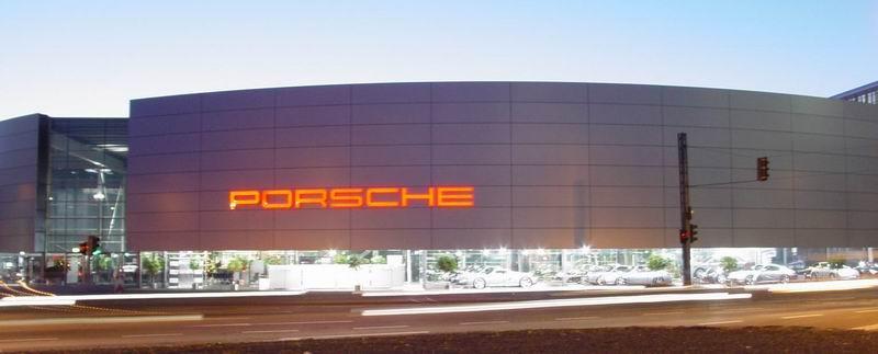 Немецкие автосалоны ведущих роизводителей атомобилей